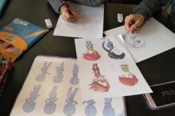 stage de dessin Orvault