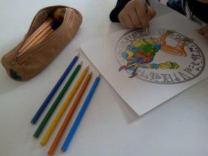 Cours de dessin enfant à nantes