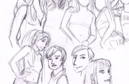 Cours de dessin débutant adulte à Orvaul